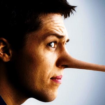 Hazudik a férfi vagy nem?