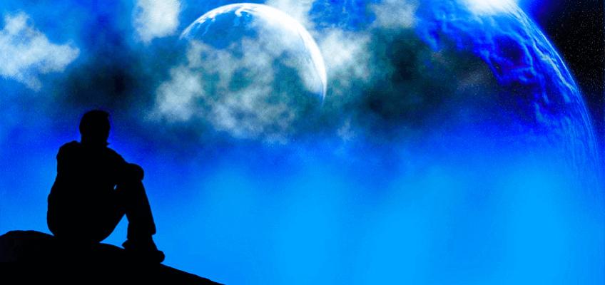 Mire vágyik a férfi a Holdtól?